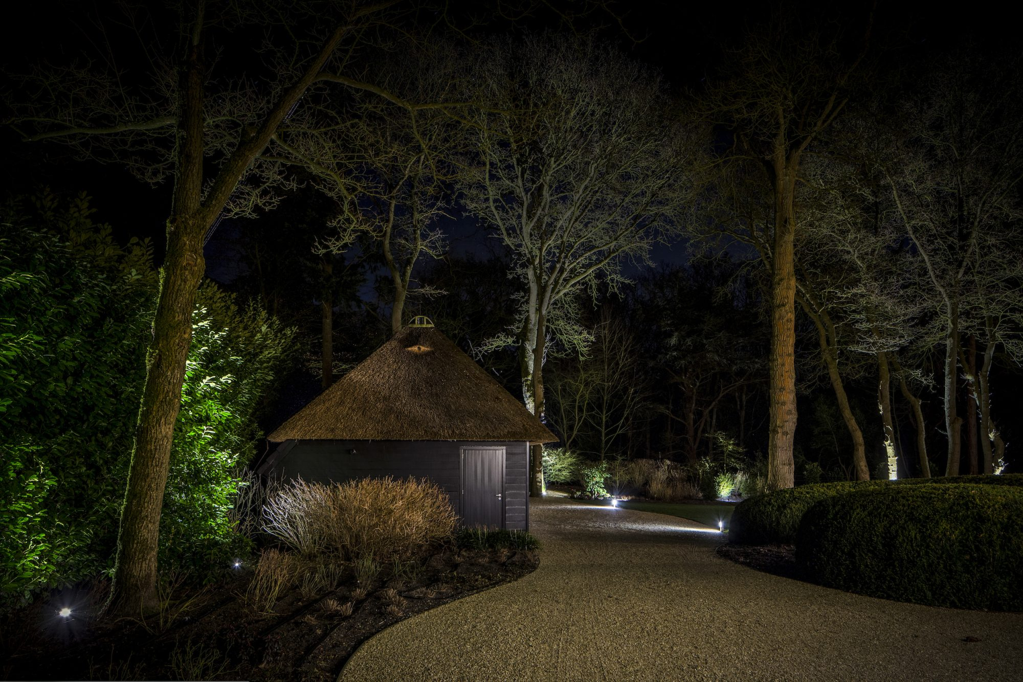 Buitenverlichting - Rainforest Lighting